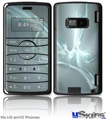 LG enV2 Skin - Effortless