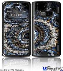 LG enV2 Skin - Eye Of The Storm