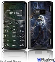 LG enV2 Skin - Transition