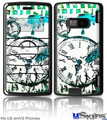 LG enV2 Skin - Question of Time