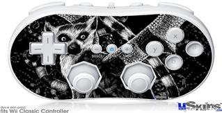 Wii Classic Controller Skin - Pineapples