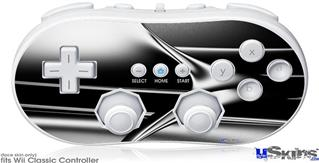 Wii Classic Controller Skin - Smooth Moves