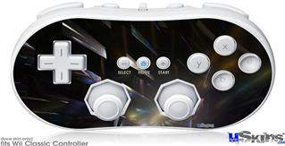 Wii Classic Controller Skin - Bang