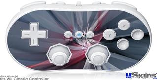 Wii Classic Controller Skin - Chance Encounter