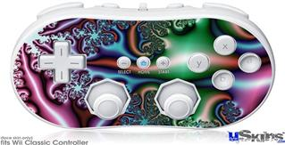 Wii Classic Controller Skin - Deceptively Simple