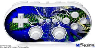 Wii Classic Controller Skin - Hyperspace Entry