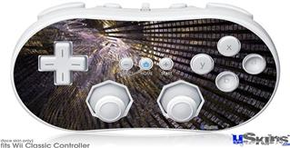 Wii Classic Controller Skin - Hollow