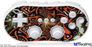 Wii Classic Controller Skin - Knot