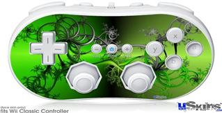 Wii Classic Controller Skin - Lighting