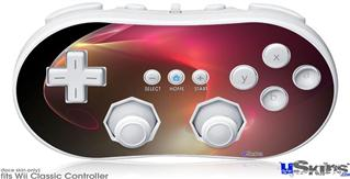 Wii Classic Controller Skin - Surface Tension