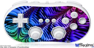 Wii Classic Controller Skin - Transmission