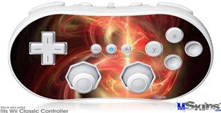 Wii Classic Controller Skin - Ignition