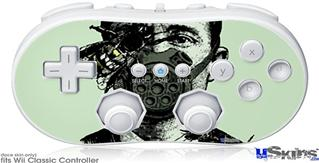 Wii Classic Controller Skin - And Then