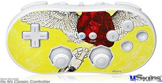 Wii Classic Controller Skin - Empathically Simulated