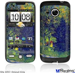 HTC Droid Eris Skin - Vincent Van Gogh Allee in the Park