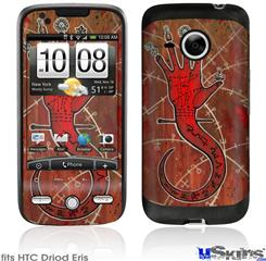 HTC Droid Eris Skin - Red Right Hand