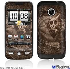 HTC Droid Eris Skin - The Temple