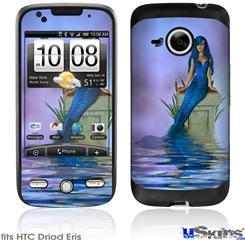 HTC Droid Eris Skin - Kathy Gold - Full Mergirl