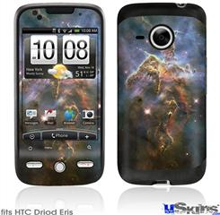 HTC Droid Eris Skin - Hubble Images - Mystic Mountain Nebulae