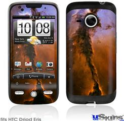 HTC Droid Eris Skin - Hubble Images - Stellar Spire in the Eagle Nebula