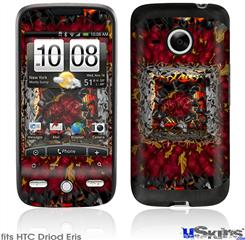 HTC Droid Eris Skin - Bed Of Roses