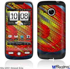 HTC Droid Eris Skin - Visitor