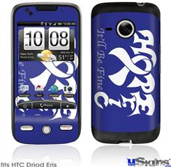 HTC Droid Eris Skin - Hope Eric
