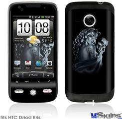 HTC Droid Eris Skin - Two Face