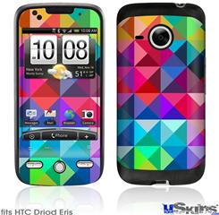 HTC Droid Eris Skin - Spectrums