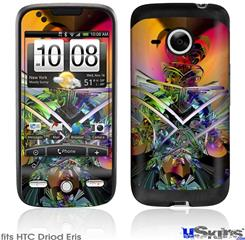 HTC Droid Eris Skin - Atomic Love