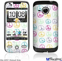 HTC Droid Eris Skin - Kearas Peace Signs