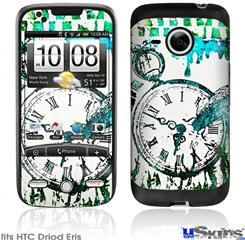 HTC Droid Eris Skin - Question of Time
