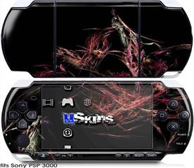Sony PSP 3000 Skin - Encounter