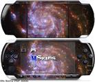 Sony PSP 3000 Skin - Hubble Images - Spitzer Hubble Chandra