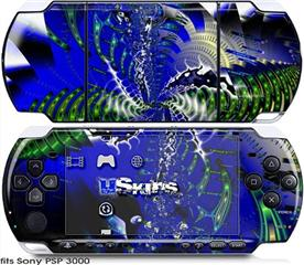 Sony PSP 3000 Skin - Hyperspace Entry