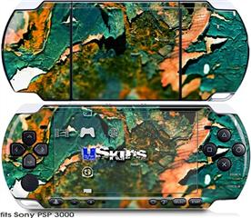 Sony PSP 3000 Skin - Enclosing The System