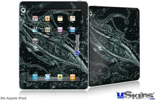 iPad Skin - The Nautilus