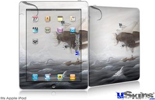 iPad Skin - The Rescue