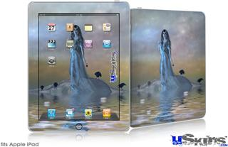 iPad Skin - Kathy Gold - Forever More