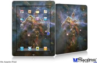 iPad Skin - Hubble Images - Mystic Mountain Nebulae