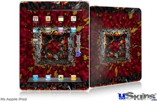 iPad Skin - Bed Of Roses