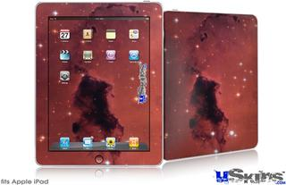 iPad Skin - Hubble Images - Bok Globules In Star Forming Region Ngc 281