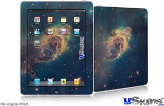 iPad Skin - Hubble Images - Carina Nebula Pillar