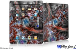 iPad Skin - Diamonds
