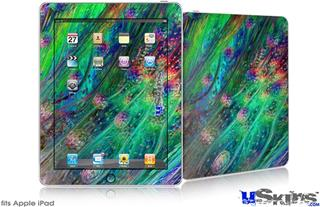 iPad Skin - Kelp Forest