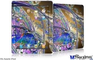 iPad Skin - Vortices