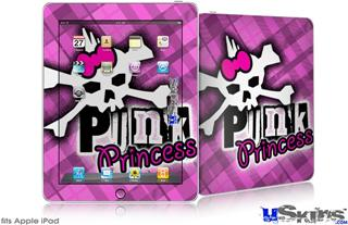 iPad Skin - Punk Princess