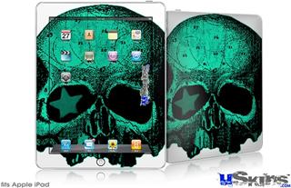 iPad Skin - Greenskull