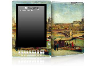 Vincent Van Gogh Bologne - Decal Style Skin for Amazon Kindle DX