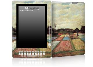 Vincent Van Gogh Bulb Fields - Decal Style Skin for Amazon Kindle DX